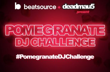 "deadmau5 And Beatsource Partner Up For ""Pomegranate DJ Challenge"""