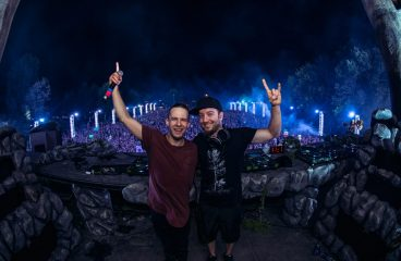 "EXCISION & DOWNLINK RELEASE FIRST COLLAB SINCE ""ROBO KITTY"" FIVE YEARS AGO"