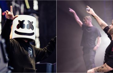 THE CHAINSMOKERS & MARSHMELLO CLAIM SOLE SPOTS ON FORBES' 2020 HIGHEST-PAID CELEBRITIES LIST FOR EDM