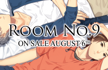 Room No. 9 — On Sale August 6th!