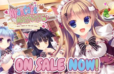 Nyan Cafe Macchiato — On Sale Now!