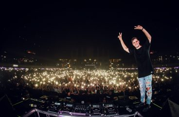 Martin Garrix Delivers ID-filled Set At Tomorrowland Around The World