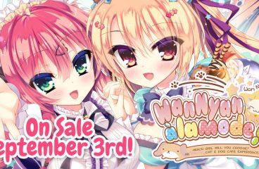 WanNyan ☆ à la mode! — On Sale September 3rd!