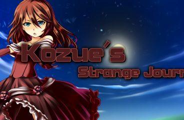 Kozue's Strange Journey — On Sale Now!