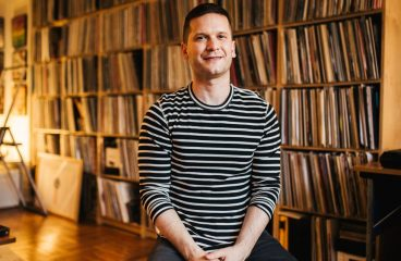Tim Sweeney's First Solo Production Features on Public Release V/A 12″