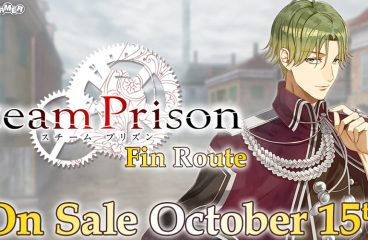 Steam Prison Fin Route — On Sale October 15th!