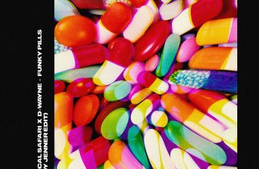 CHEMICAL SAFARI & D-WAYNE DROP FUNKY PILLS TOGETHER ON SMASH DEEP!