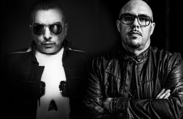 Italian dance music favourites Love Legend and Alex Gaudino have linked up on new collaborative single 'Open Your Eyes'!