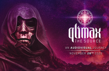 Q-dance innovates with new online concept: an audiovisual journey through the mystical world of Qlimax