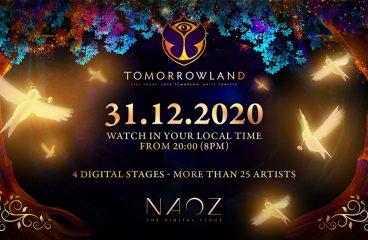 Tomorrowland 31.12.2020 !