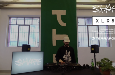 EDMjunkies & SHAPE Warp Up: Watch a Set of Otherworldly Rhythms by Piezo