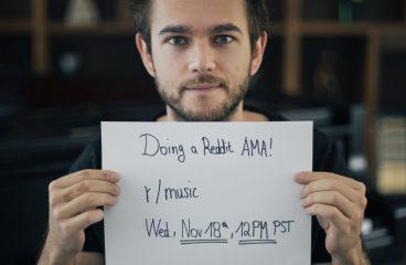 6 Things We Learned From Zedd's AMA