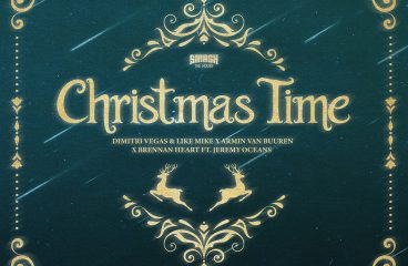 Dimitri Vegas & Like Mike, Armin van Buuren, and Brennan Heart Collab On 'Christmas Time'