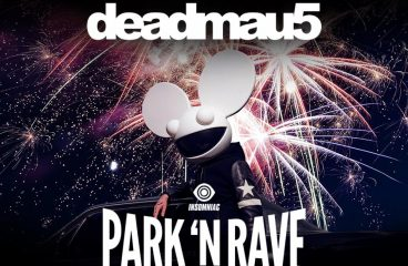 Ring in the New Years with deadmau5