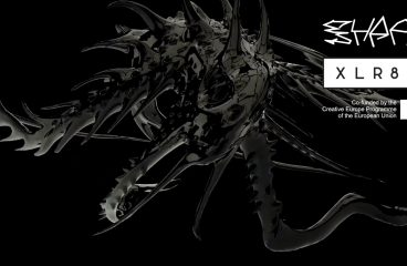 EDMjunkies & SHAPE Wrap Up: Watch a Banging Audio-Visual Club Set by LYZZA