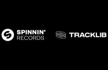 Spinnin' Records and Tracklib announce partnership!
