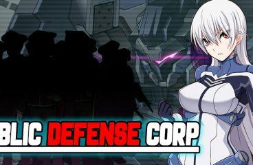 Kagura Games' Public Defense Corp Now Available!
