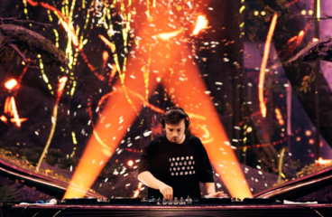 Tomorrowland Shares First Preview of Martin Garrix's NYE Set