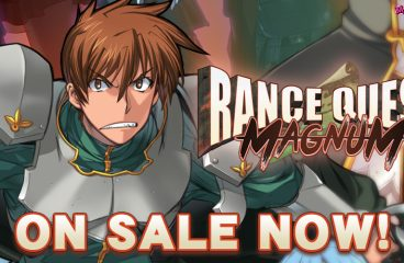 Rance Quest Magnum — On Sale Now!