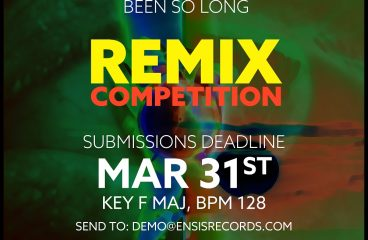 EDM Nations and Ensis Records are bringing you a new Remix Contest !