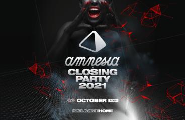Ibiza Superclub Amnesia Announces Party Calendar for 2021