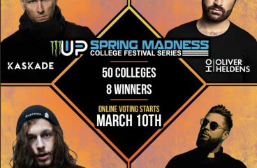 50 Colleges and Schools Will Fight to Host Monster Energy Up & Up Festival