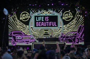 Life Is Beautiful Confirms 2021 Festival Dates