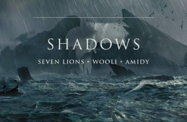 Seven Lions Releases New Song 'Shadows' Featuring Wooli & AMIDY