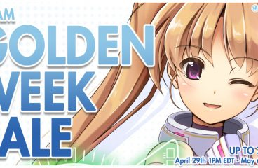 Steam Golden Week Sale!