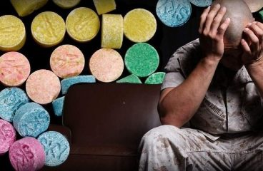 MDMA Could Be New Trick To Beating PTSD