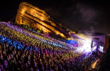 Red Rocks Amphitheatre Pushes to Fully Reopen in July