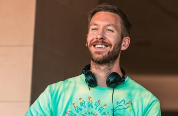 Calvin Harris Teases Song of the Summer Candidate