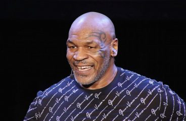 Mike Tyson Says Psychedelic Mushrooms Saved His Life