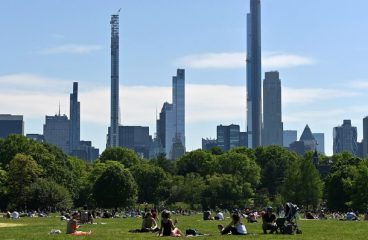 NYC Planning 60,000 Person Grand Reopening Concert in Central Park