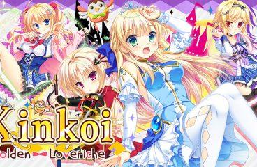 Kinkoi: Golden Loveriche––Now Available on MangaGamer!