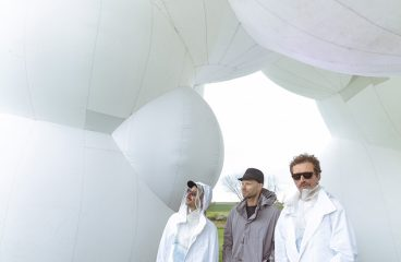 WhoMadeWho Release Eye-Catching Live Performance From Næstved, Denmark!