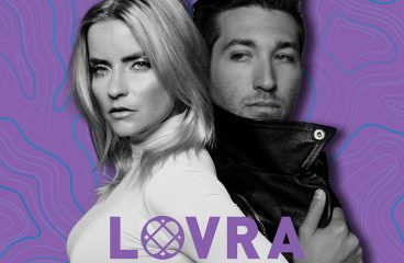 FIRST TIME COLLABORATORS LOVRA AND JUSTIN JESSO WILL HAVE YOU 'SPINNIN' WITH THEIR RADIO-READY HIT !
