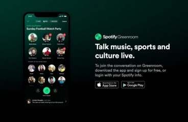 Spotify Launches Spotify Greenroom, A New Live Audio App and Clubhouse Rival