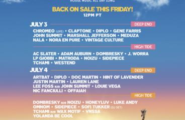 [RUMOR] Insomniac's Day Trip Festival Possibly Relocating Again