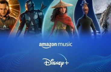 Amazon Music Now Offers Disney+ For Six Months