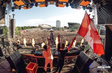 Escapade Music Festival Announces Return For September 2021
