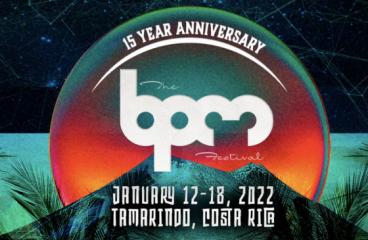 BPM Festival Announces 2022 Dates & Lineup