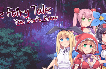 The Fairy Tale You Don't Know ––Now Available on MangaGamer.com!