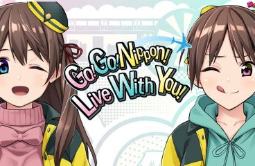 Go! Go! Nippon! Live With You!