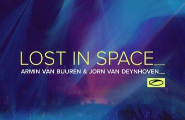 Armin van Buuren & Jorn van Deynhoven Join Together For 'Lost In Space'