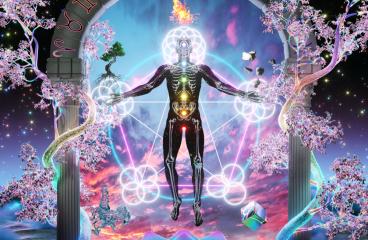 GRiZ Presents New Psychedelic Album, 'Rainbow Brain'