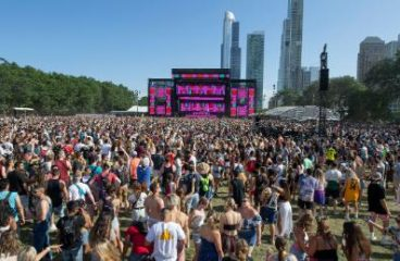 Lollapalooza Will Require Vaccination Card Or Negative Test To Enter