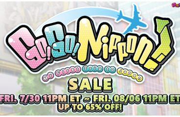 Go! Go! Nippon! Sale!
