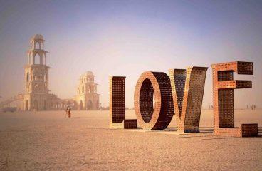 Black Rock Prepares for Unofficial Burning Man