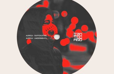 AURIGA DEBUTS ON IAMT WITH MAMMOTH 'UNDERNEATH' EP !